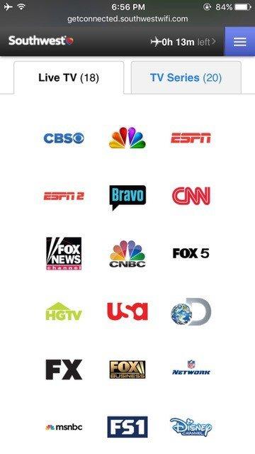 Southwest Entertainment Live Tv Channels