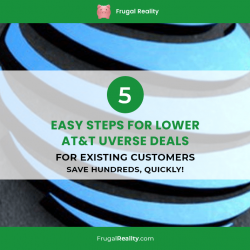 5 Easy Steps for Lower AT&T Uverse Deals for Existing Customers (Save Hundreds, QUICKLY!) – Updated 2021