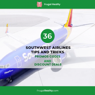 36 Southwest Airlines Tips and Tricks (Promos Codes and Discount Deals) 2021