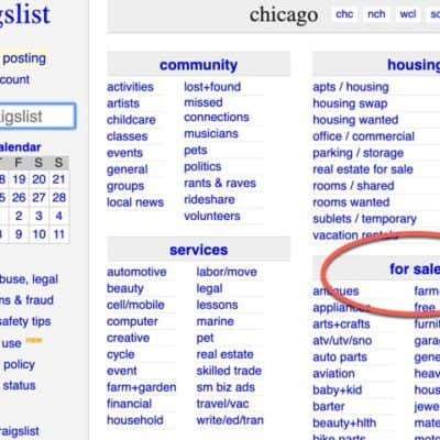 Sites like Craigslist to Sell Items - FrugalReality
