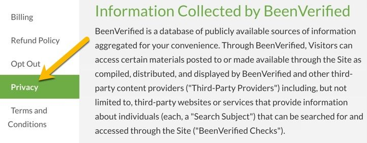 How to remove your name from Beenverified FrugalReality-3