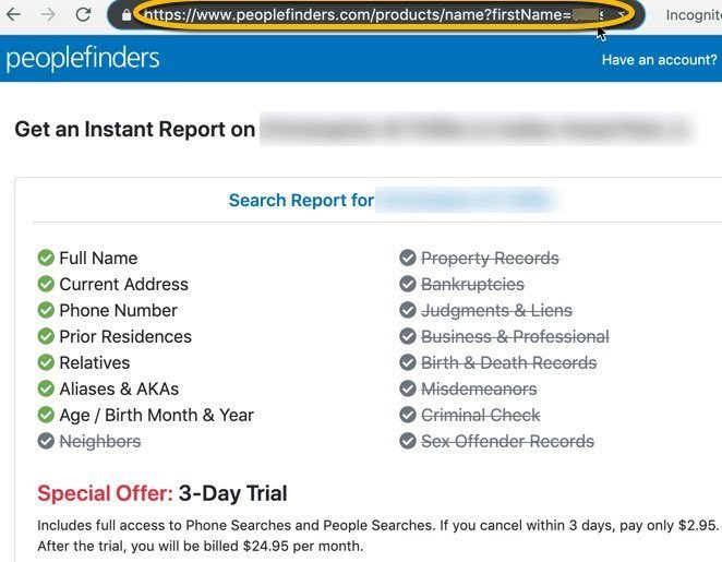 remove information from peoplefinders FrugalReality-6