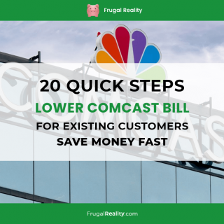 9 Quick Steps to Lower Comcast Bill for Existing Customers – INFOGRAPHIC – Save Money Fast