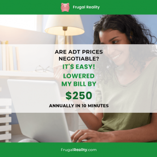 Are ADT Prices Negotiable? IT'S EASY! Lowered My Bill by $250 in 10 Minutes (2021) – INFOGRAPHIC