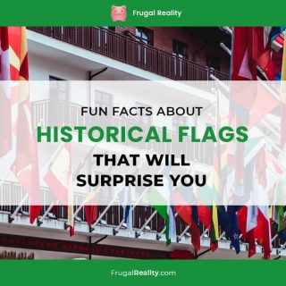 Fun Facts About Historical Flags That Will Surprise You