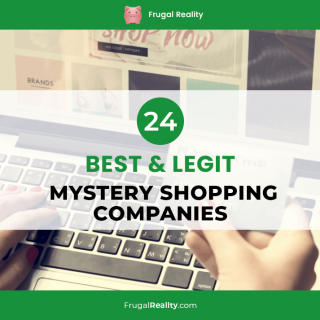 24 Best & Legit Mystery Shopping Companies (2021)