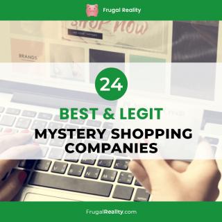 24 Best & Legit Mystery Shopping Companies (2021)