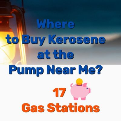 Gas stations that sell kerosene - Frugal Reality