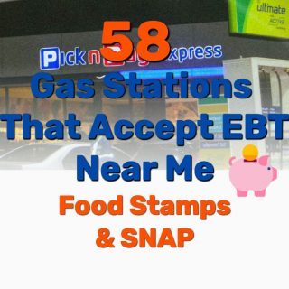 58 Gas Stations That Accept EBT Near Me | Food Stamps | SNAP