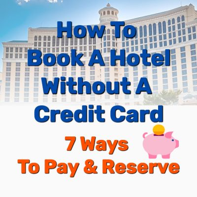 book hotel without credit card - Frugal Reality