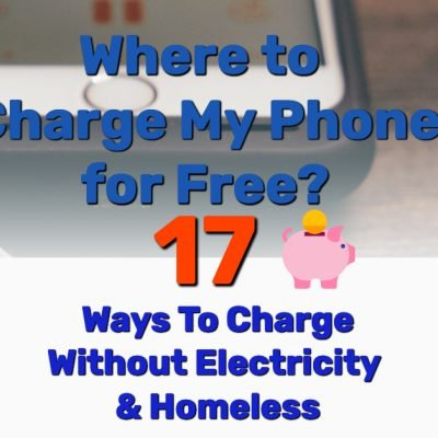 Where to Charge My Phone for Free - Frugal Reality