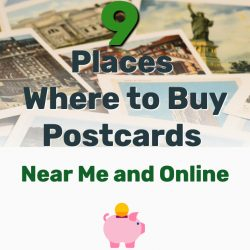 9 Places Where to Buy Postcards Near Me and Online