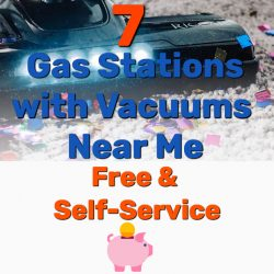 7 Gas Stations with Vacuums Near Me – Free & Self-Service