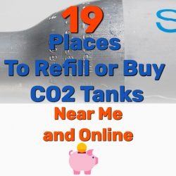 19 Places To Refill or Buy CO2 Tanks Near Me and Online