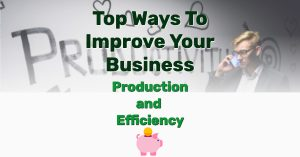 Business Production and Efficiency - Frugal Reality