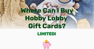 Buy Hobby Lobby Gift Cards - Frugal Reality