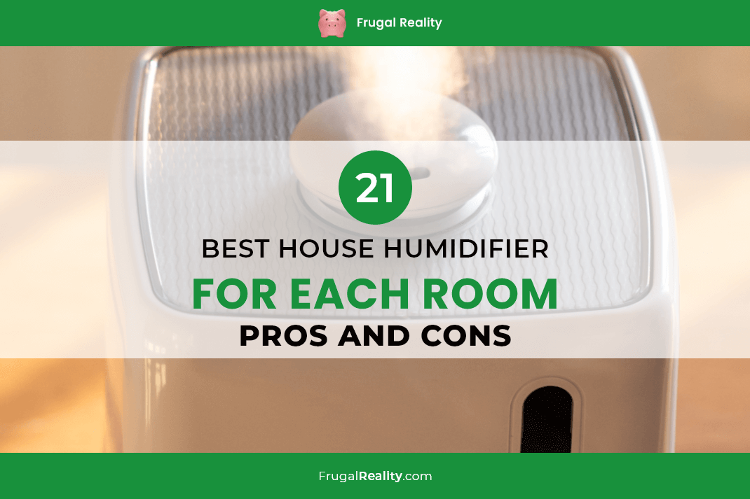 21 Best House Humidifier for Each Room [Review Pros & Cons]