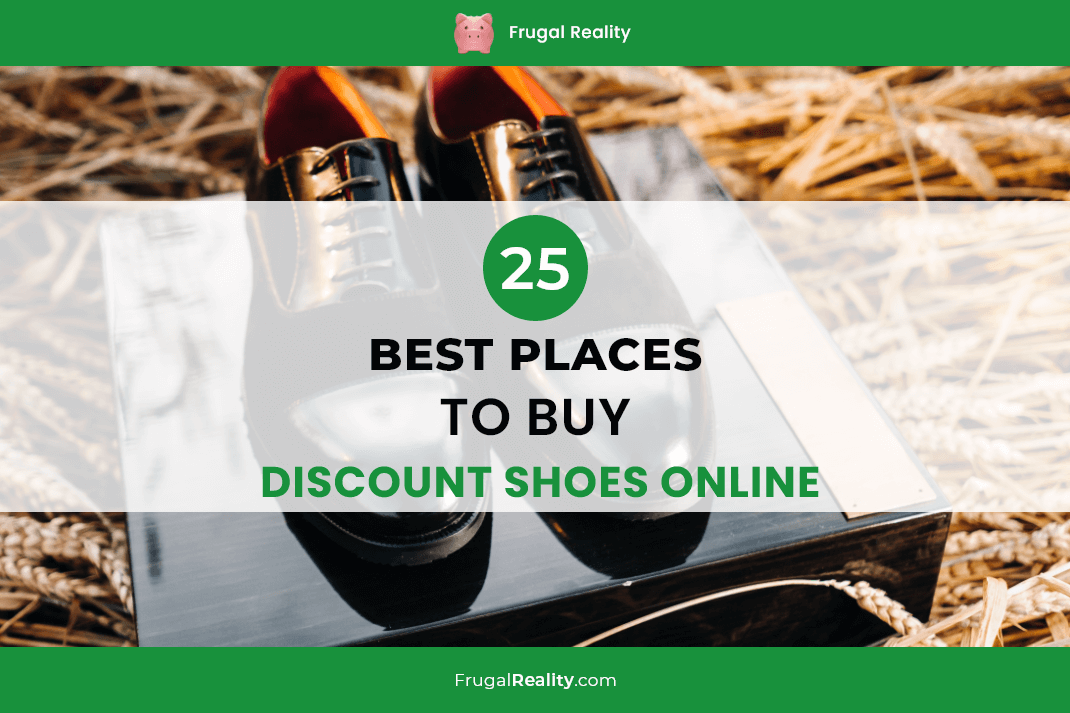25 Best Places to Buy Discount Shoes Online