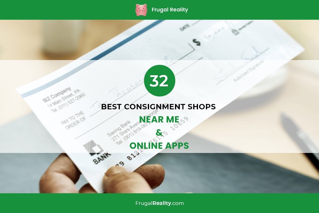 32 Best Consignment Shops Near Me & Online Apps (2020)