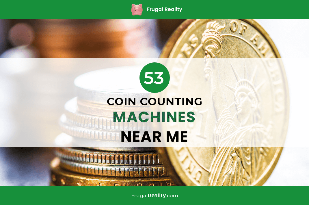53 Coin Counting machines near me