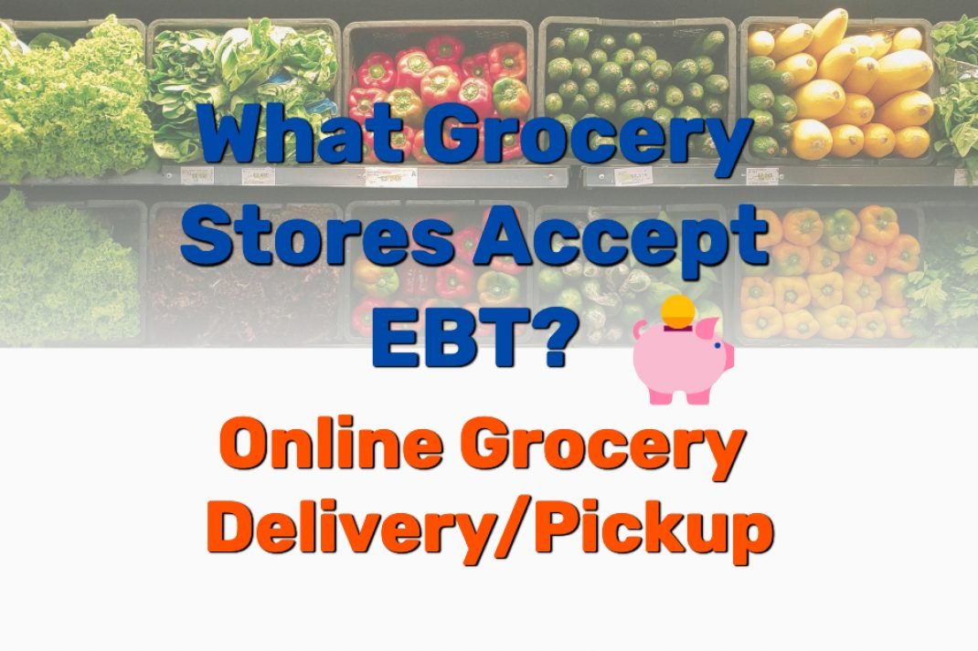 grocery stores that accept EBT online - Frugal Reality