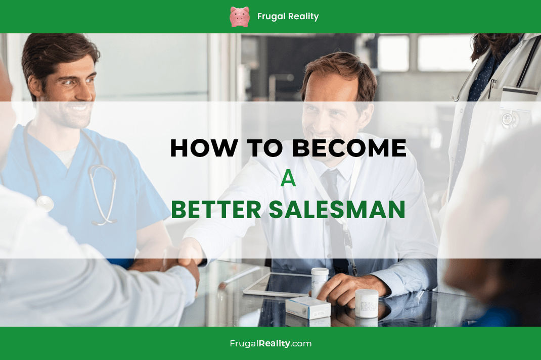 How To Become a Better Salesman