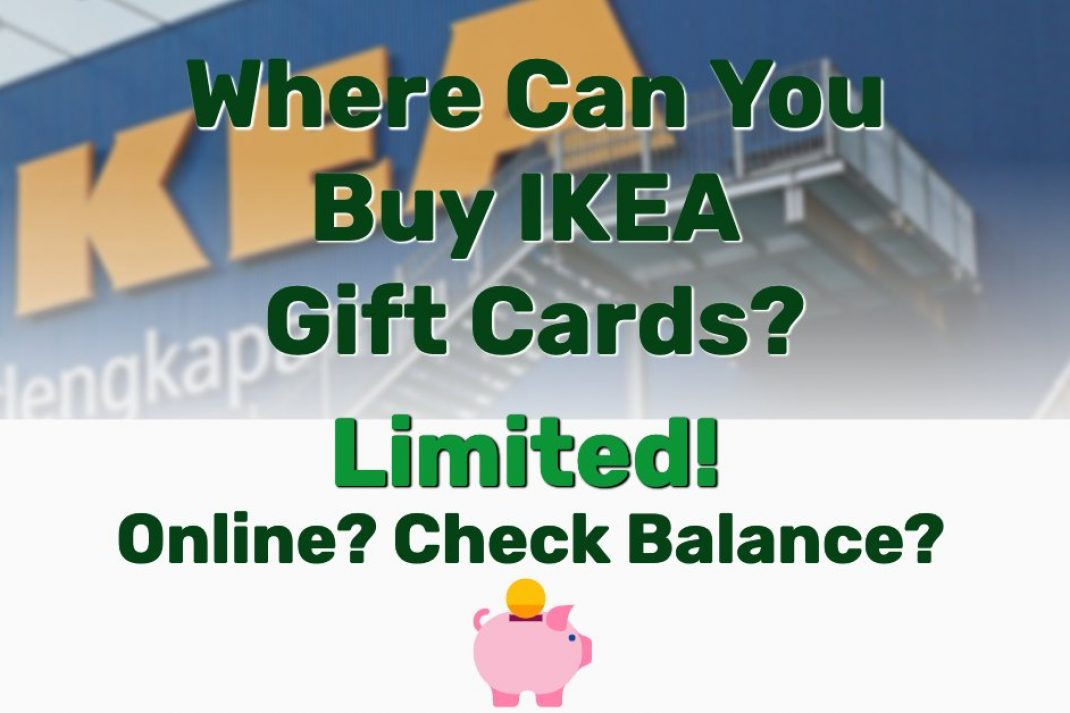 Buy IKEA Gift Cards - Frugal Reality