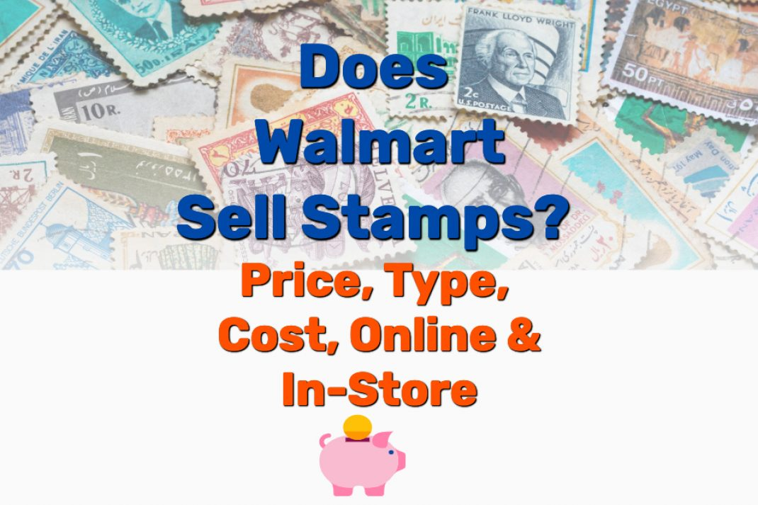 Does Walmart Sell Stamps - Frugal Reality