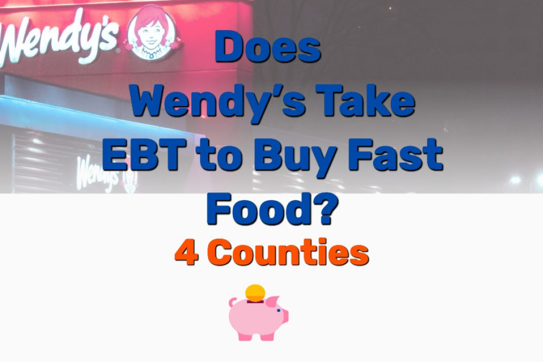 Does Wendy's Take EBT - Frugal Reality