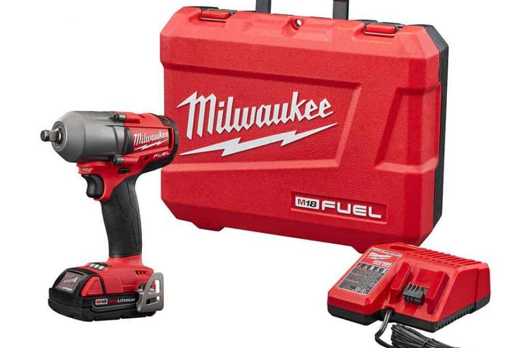 Milwaukee impact wrenches