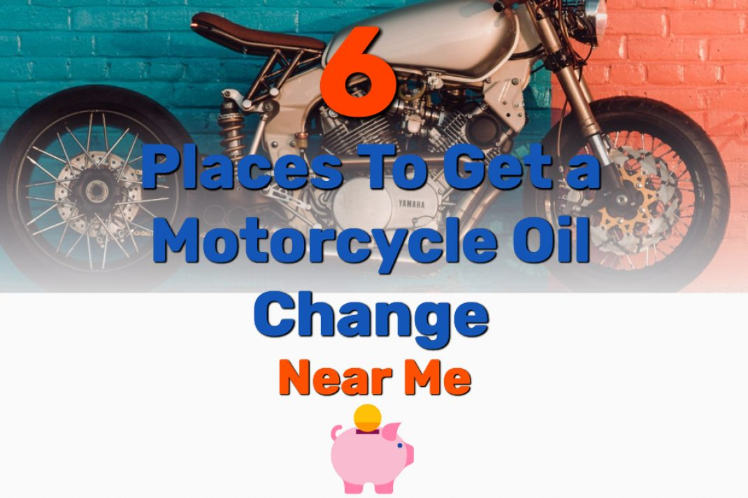 Motorcycle Oil Change Near Me - Frugal Reality