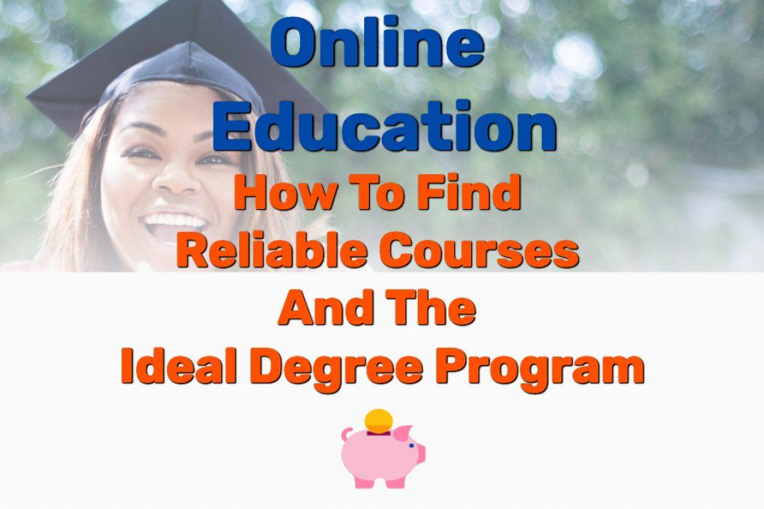 online associate degree - Frugal Reality