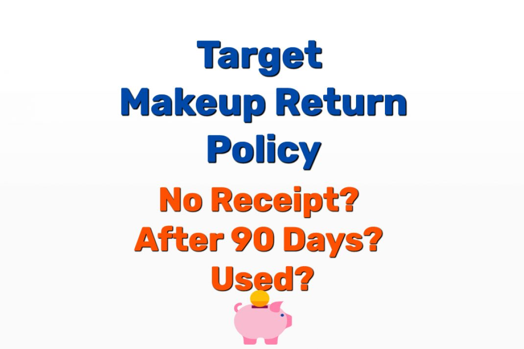 Target Makeup Return Policy - Frugal Reality