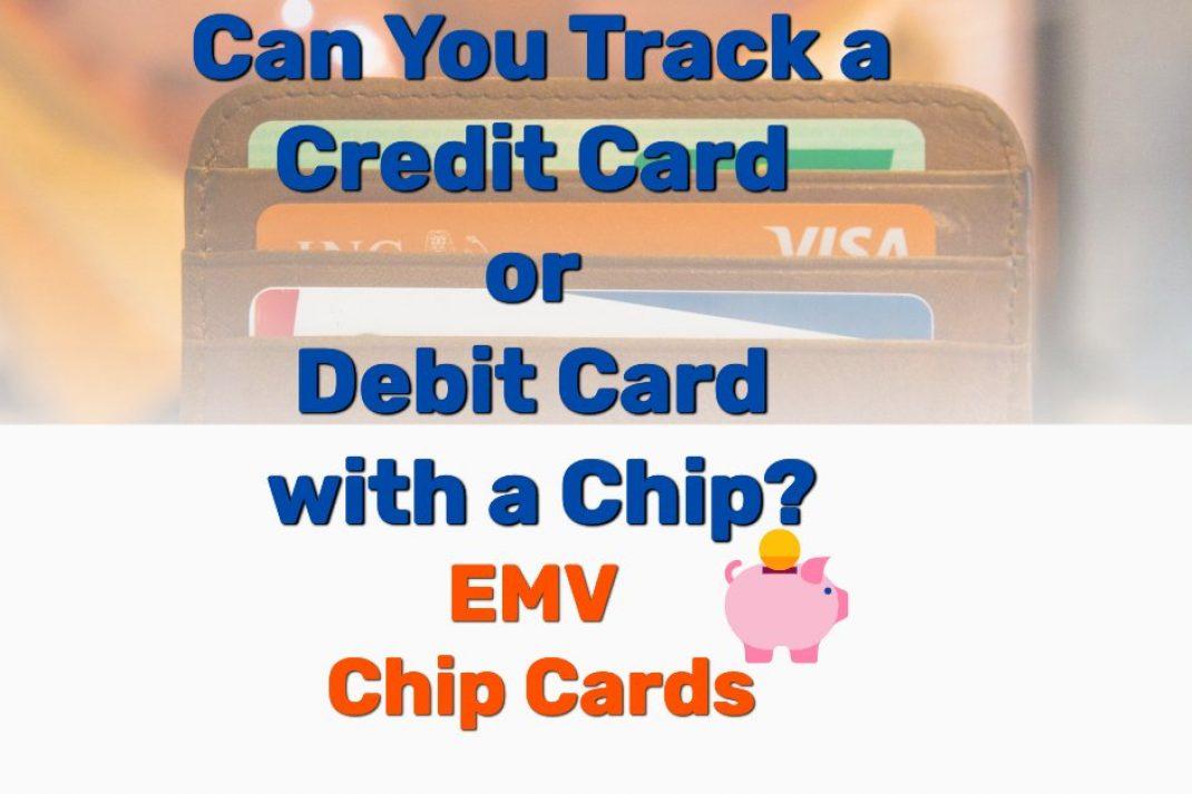 track debit credit card smart card emv - Frugal Reality